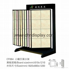 wing rack for nature stone or ceramic tiles