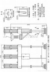 ZW7-40.5/630-31.5真空断路器