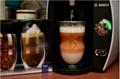 Serafino Double Wall 12 oz Beverage & Coffee Glasses - Set of 2 Insulated Drinki 3