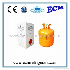 99.9% Purity R600a Refrigerant Gas
