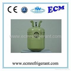 refrigerant gas R406a for Sale (wholesale R22 R407c R410a R600a gas)