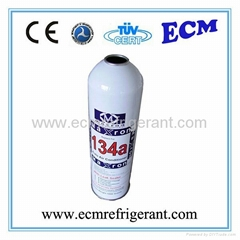 Auto Air Conditioning Refrigerant Gas R134a Packing 12oz Can
