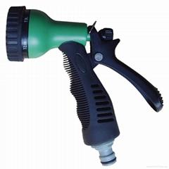 5 pattern plastic nozzle/garden watering