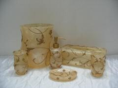 树脂卫浴套件树脂家居工艺品