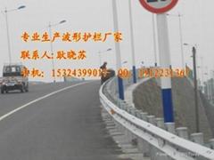 公路钢护栏板质量控制图