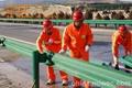 公路钢护栏板质量控制图 2