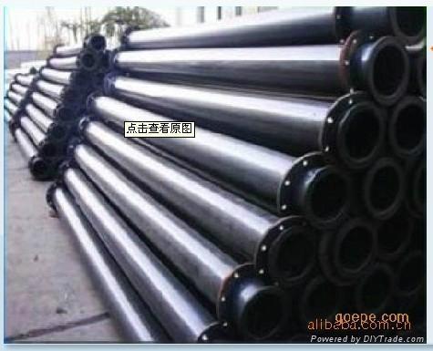 超高分子量聚乙烯管材 1