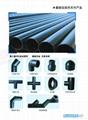 超高分子量聚乙烯管材 3
