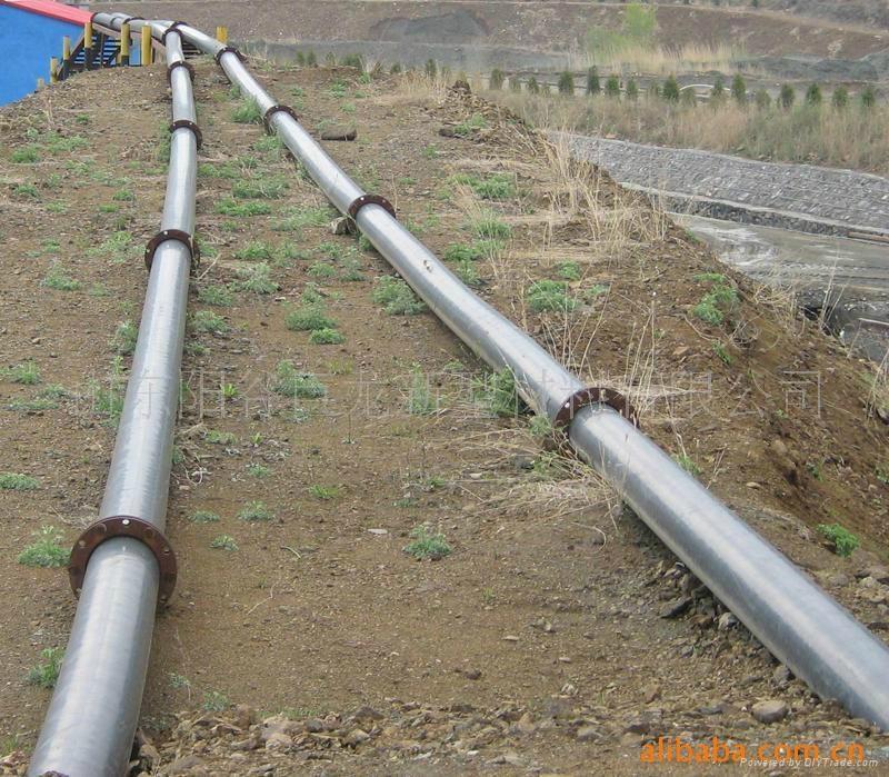 超高分子量聚乙烯管材 4