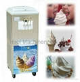 Soft Serve Frozen Yogurt Ice Cream Maker BQL920