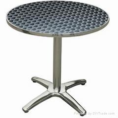 Aluminum Patio Dining Table