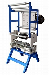 One Color Online Rotogravure Printing Machine