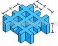 微孔玻璃钢格栅 2
