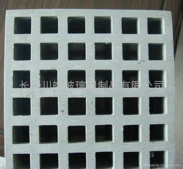 微孔玻璃钢格栅 3