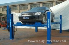 hydraulic drive car lift