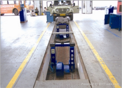 in ground car lift 4
