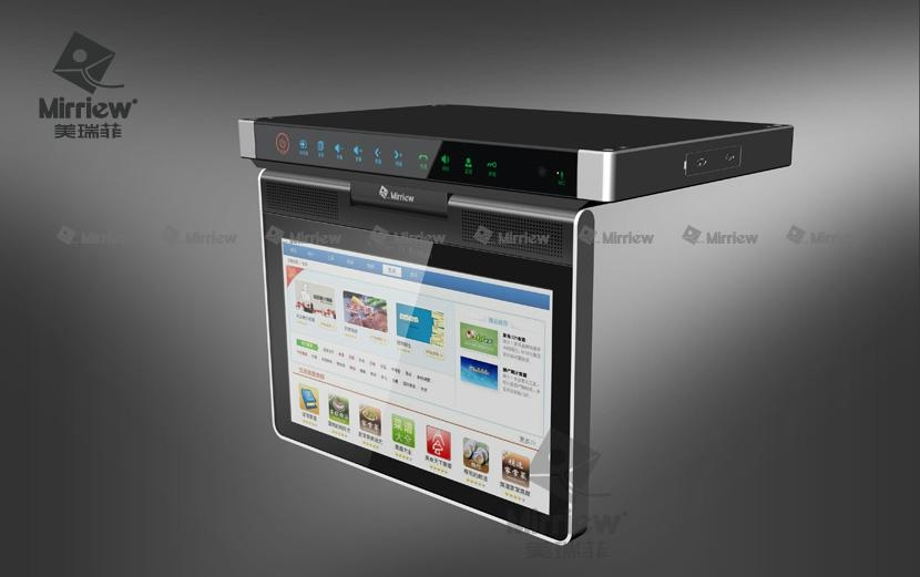 10 Quot Inches Smart Kitchen Tv Kt 01 Mirriew China