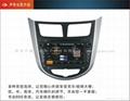 現代瑞納汽車導航儀