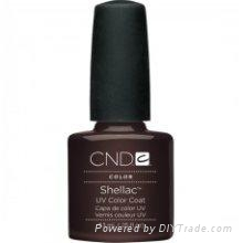 Original CND Shellac Gel Polish Fedora - 25 fl oz