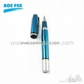 Roller Ball Pen with design on barrel