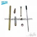 7mm SLIMLINE Woodworking Ball Point Pen