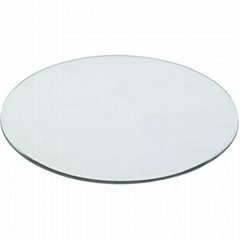 Table mirror plate