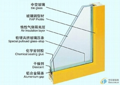The Sealed Insulating Glass