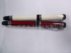 with write function capacition touch pen