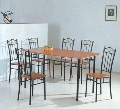 Metal Dining Room Furniture For Best Price 1