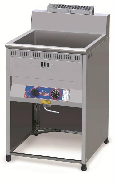 Floor deep fryer, Kitchen equipment 1