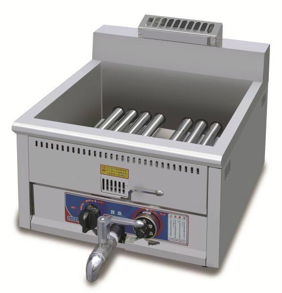 Desktop frying machiney 1