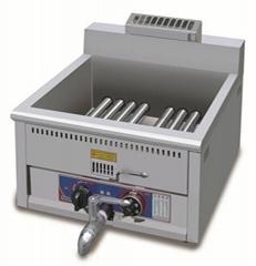 Desktop frying machiney