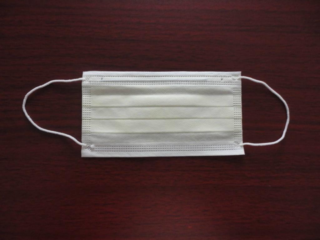 disposable non-woven face mask 1
