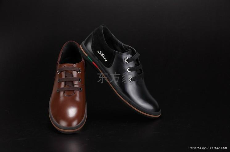 真皮休闲鞋商务鞋凉鞋 1
