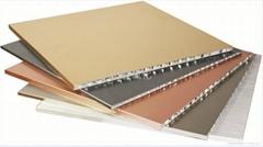 阳极氧化铝蜂窝板