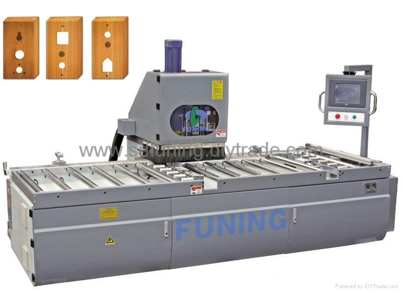 CNC Door lock& hinge drilling machine 1