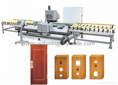 CNC Door lock& hinge drilling machine