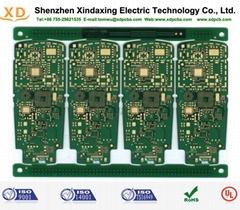 car amplifier  PCB