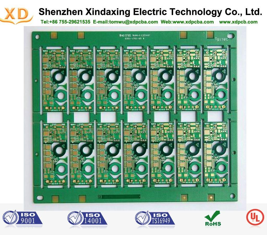car amplifier  PCB  2