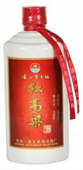 贵州茅台镇荣禧坊红高粱酒400ml