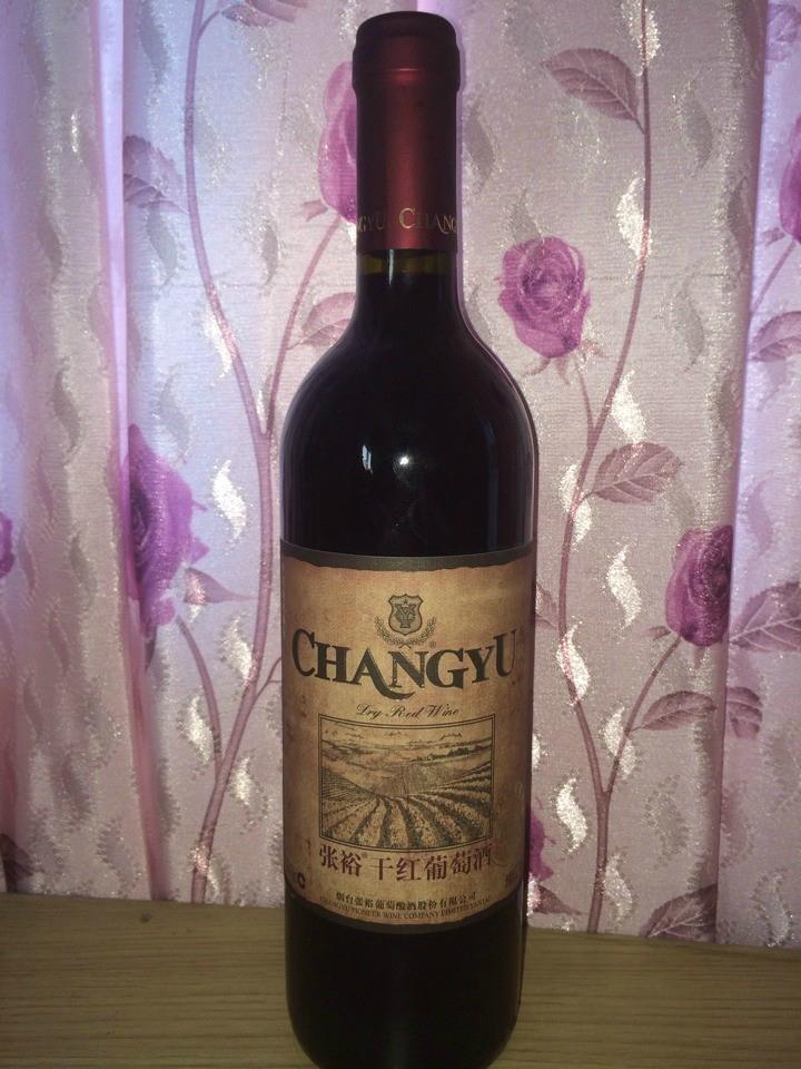 張裕干紅葡萄酒750mlX6 1