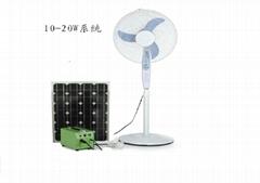 销售10-20瓦太阳能照明系统