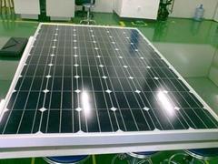250瓦單晶硅太陽能光伏板