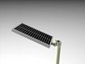 太陽能簡易式庭院燈 1