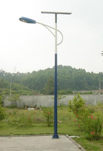 太陽能道路燈30W 2