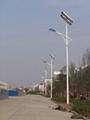 太陽能道路燈30W 3