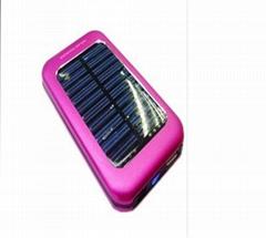 太阳能充电器1200mh