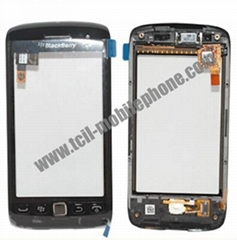 Touch Panel for Blackberry 9860 complete