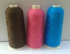 24S/2 wool acrylic blended embroidery yarn