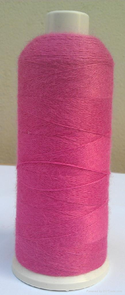 24S/2 wool acrylic blended embroidery yarn 2